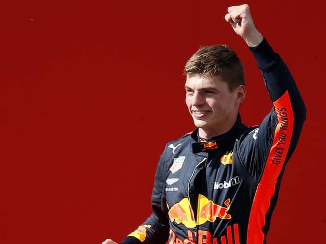 Max Verstappen Wins Austrian GP As Sebastian Vettel Grabs Lead In Standings