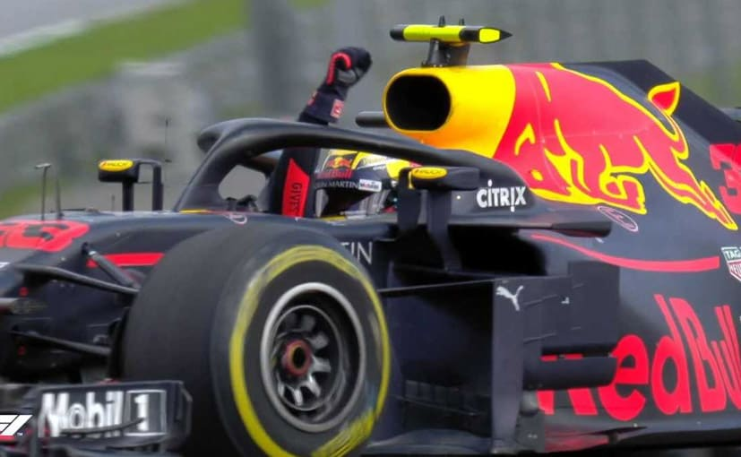 Max Verstappen wygrywa w Austrii!