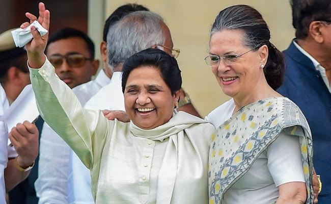 From Mayawati's Party Leader, An Assurance For Congress