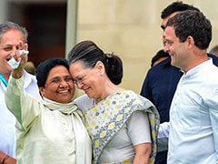 """Coalition Not In Congress DNA"": BJP's Dig After Mayawati's Announcement"