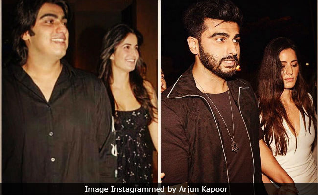 Katrina Kaif's 'Partner In Crime' Arjun Kapoor's 'Then And Now' Post Makes For A Superb Birthday Wish