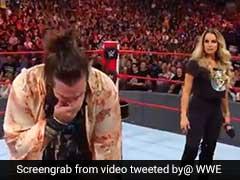 WWE Raw: इस महिला से कांपते हैं अच्छे-अच्छे पहलवान, ऐसे मुक्का मारकर की वापसी