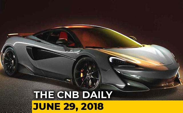 Video : McLaren 600 LT, Porsche 911 GT2 RS, 2019 Range Rover, Nissan's Digital Hub