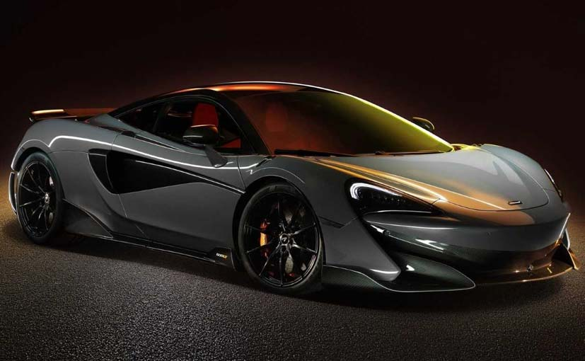McLaren 600LT: Lightweight Mid-Engine Track Weapon Unveiled