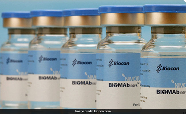 Biocon Shares Fall After Profit Declines In December Quarter