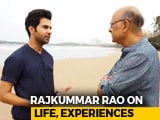 Video : Walk The Talk With Rajkummar Rao