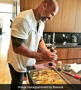 Dwayne The Rock Johnson S Cheat Meals Are Seriously Epic