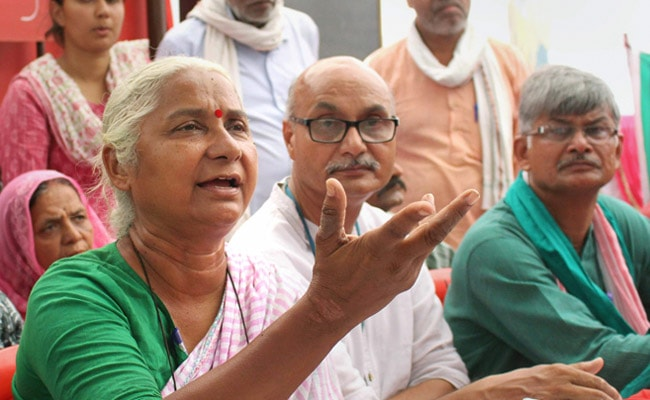 """""""Thousands Drowning, Dam Filled For 1 Person"""": Medha Patkar's Barb At PM"""