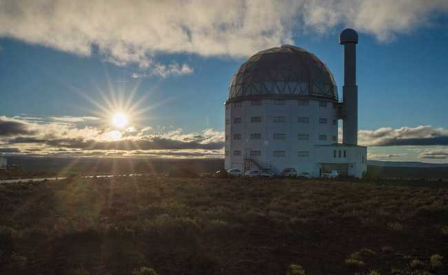 New Telescope In South Africa Combines 'Eyes And Ears' To Scan Deep Space