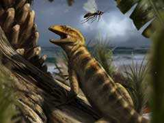 Scientists Finally Find 240-Million-Year-Old 'Mother Of All Lizards'