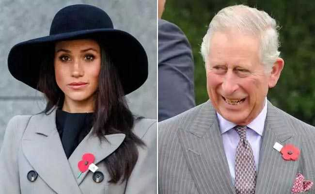 Prince Charles Walking Meghan Markle Down The Aisle - An Anomaly