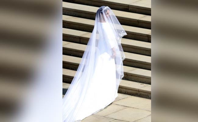 Meghan Markles Wedding Gown Was Beautiful But She Unforgettable