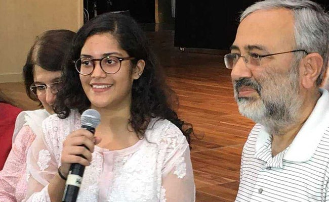 CBSE Class 12 Result: Girls Clinch Top Slots, Noida's Meghna Srivastava Scores 99.8% To Be No 1