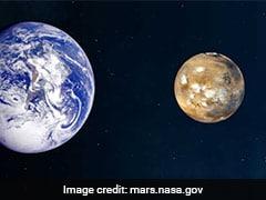 मंगल पर क्यूरोसिटी रोवर को मिला चिकनी मिट्टी के खनिजों का भंडार