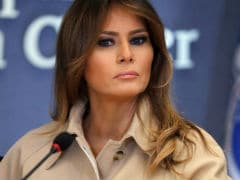 Melania Trump Says She May Be The World's 'Most Bullied' Person