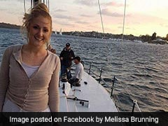 She Tried To Hand-Feed Sharks From A Yatch. Then She Was Pulled In