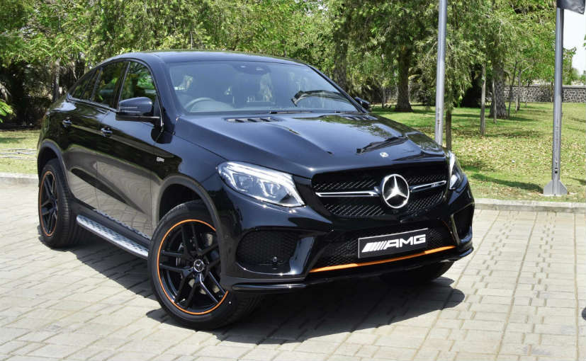 mercedes amg gle 43 4matic coupe  orangeart