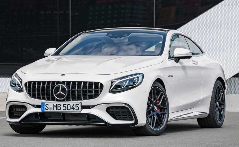 Mercedes-AMG S 63 Coupe: All You Need To Know