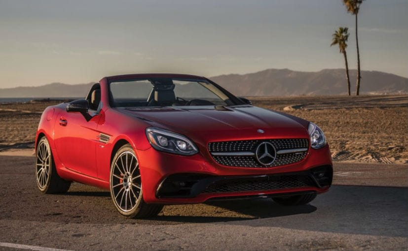 2019 Mercedes Amg Slc 43 Announced Gets More Power And New