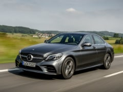 Mercedes-Benz C-Class Sedan Facelift To Get More Powerful Engine Variants In India