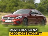 Video : Mercedes-Benz C-Class, Mercedes-AMG C43 Facelift Review