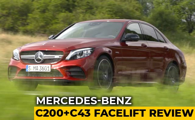 Mercedes-Benz C-Class, Mercedes-AMG C43 Facelift Review
