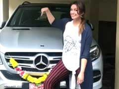 Actor Huma Qureshi Adds The Mercedes-Benz GLE SUV To Her Garage
