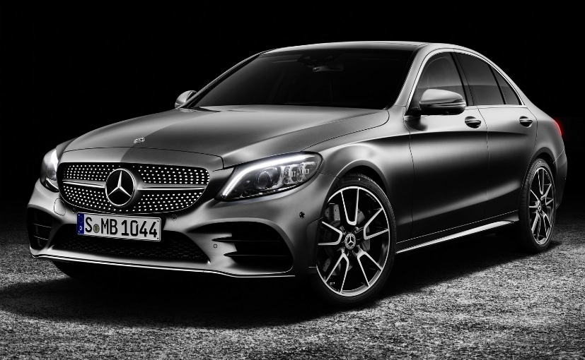 Upcoming Mercedes-Benz C-Class Facelift To Get 1 5-litre