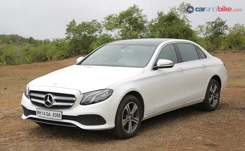 Mercedes Benz India Sets Luxury Car Sales Record For 2018 Ndtv