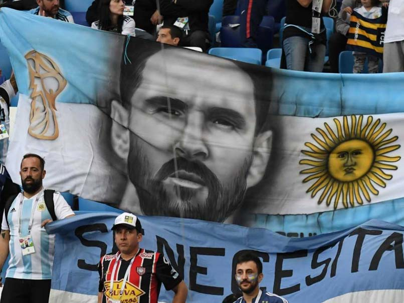 2018 World Cup: Tea-Seller To Celebrate Lionel Messi