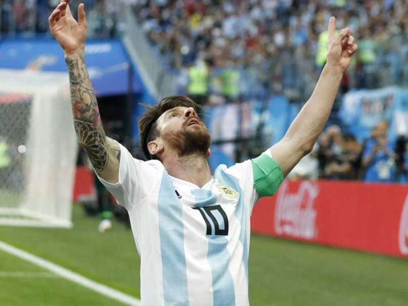 FIFA World Cup 2018: Lionel Messi became first football of history to do