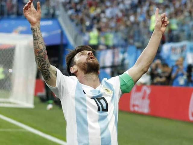 FIFA World Cup 2018: Lionel Messi became first football of history to do So. Even pele couldnt