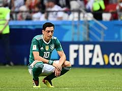 "World Cup 2018: ""Scapegoat"" Mesut Ozil Should Quit Germany Team, Says Father"