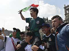 Parades, Parties And Tequila: 'Grateful' Mexico Toasts South Korea's Win