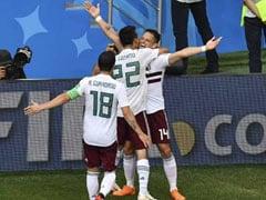 World Cup 2018: Javier Hernandez Hits Half-Century As Mexico Battle Past South Korea