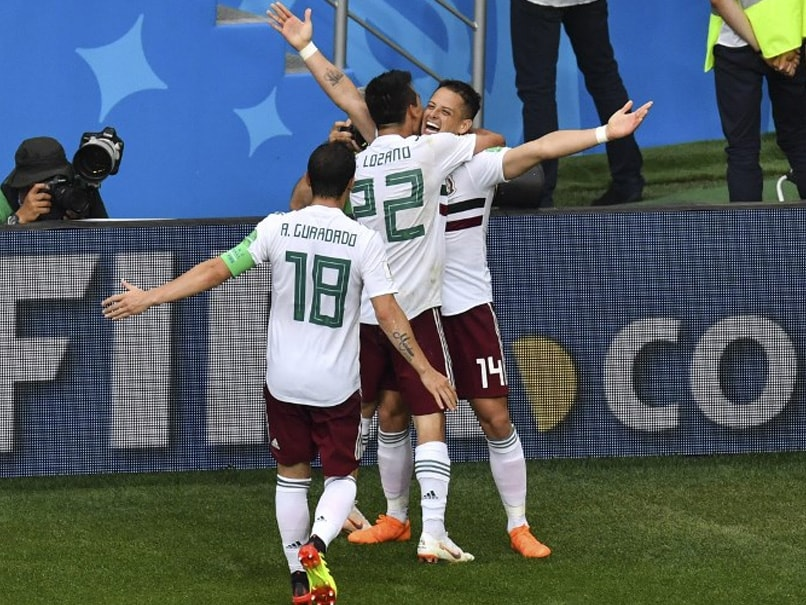 World Cup 2018: Javier Hernandez Hits Half-Century As Mexico Battle Past South Korea