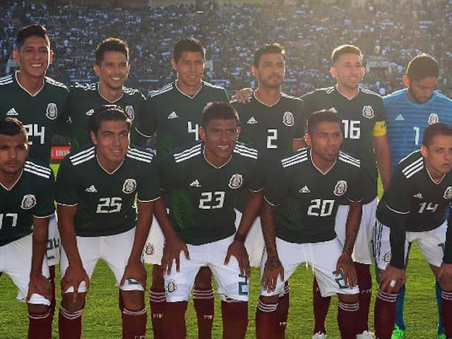 Prostitute Scandal Jolts Mexico FIFA World Cup Squad