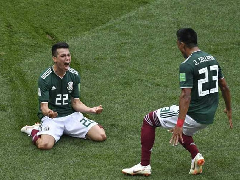 Germany vs mexico fifa world cup 2018 9