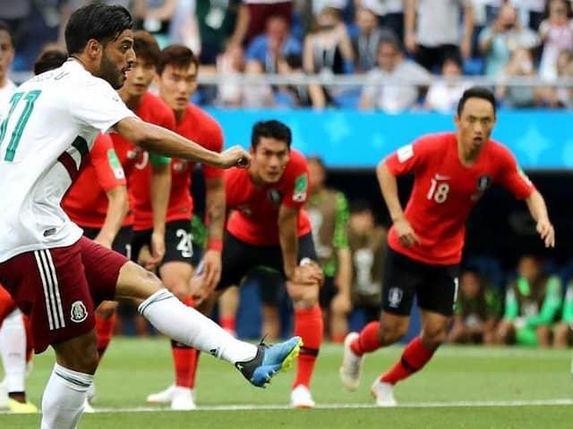 KOR vs MEX: South Korea vs Mexico match of Group F, Fifa world cup 2018