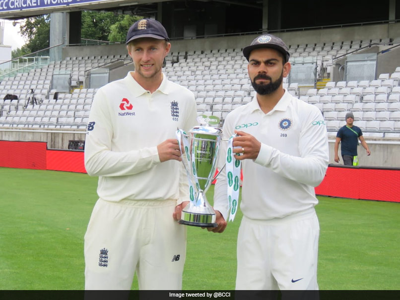 India vs England Live Score, 1st Test, Day 1: India Begin Crucial Test Battle Against England