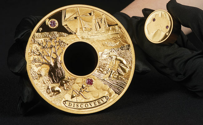 Australia Mints Its Most Valuable Gold Coin Ever