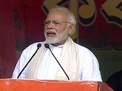 PM Modi In Midnapore: 44 Injured As Canopy Collapses At Bengal Rally