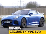 2018 Jaguar F-Type SVR Review