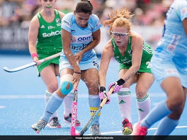 Womens Hockey World Cup: India Lose 0-1 As Ireland Book Quarter-Final Berth