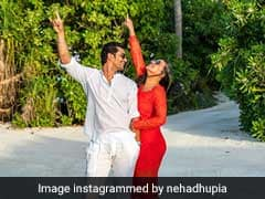 Sania Mirza Said What We Were Thinking About Neha Dhupia, Angad Bedi's Holiday Pics