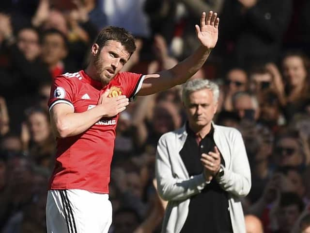 Michael Carrick Makes Immediate Switch To Coaching Role At Manchester United