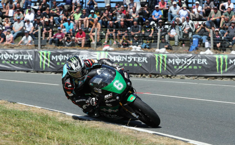 Michael Dunlop now is third in the list of all-time great TT winners