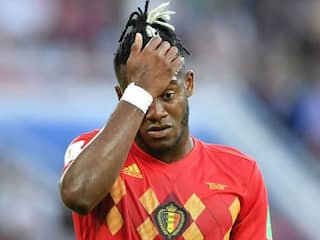 Watch: Michy Batshuayis Embarrassing Gaffe After Belgium Goal Has Fans In Stitches