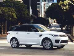 2019 Range Rover Sport Petrol Launched; Priced At Rs. 86.71 Lakh