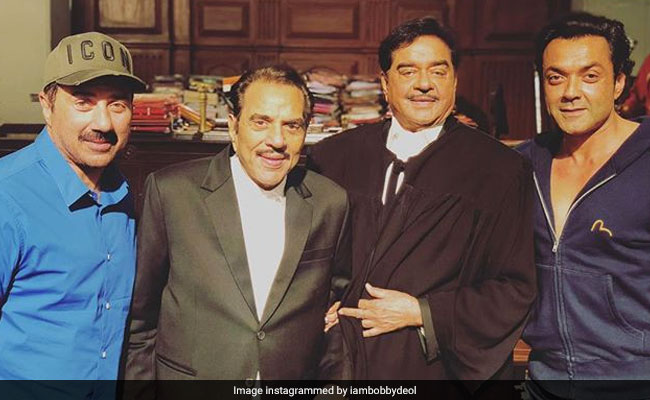 Shatrughan Sinha Said Yes To Yamla Pagla Deewana Phir Se 'Even Before Dharmendra Asked'